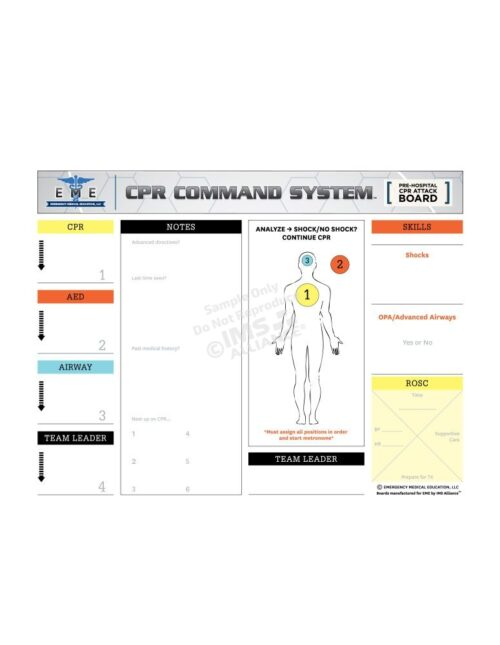 CPR Command System - Pre Hospital