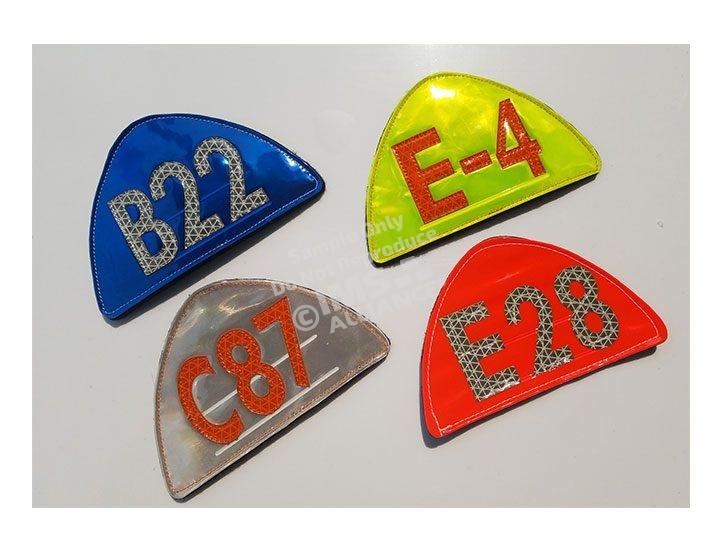 Reflective Helmet Shields