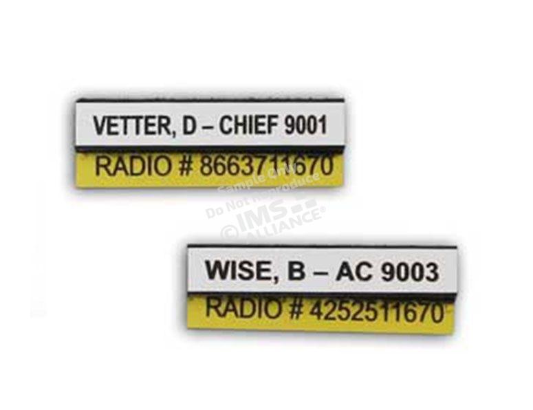 Passport Radio Tags Gallery